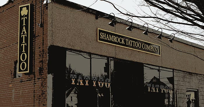 shamrock tattoo co